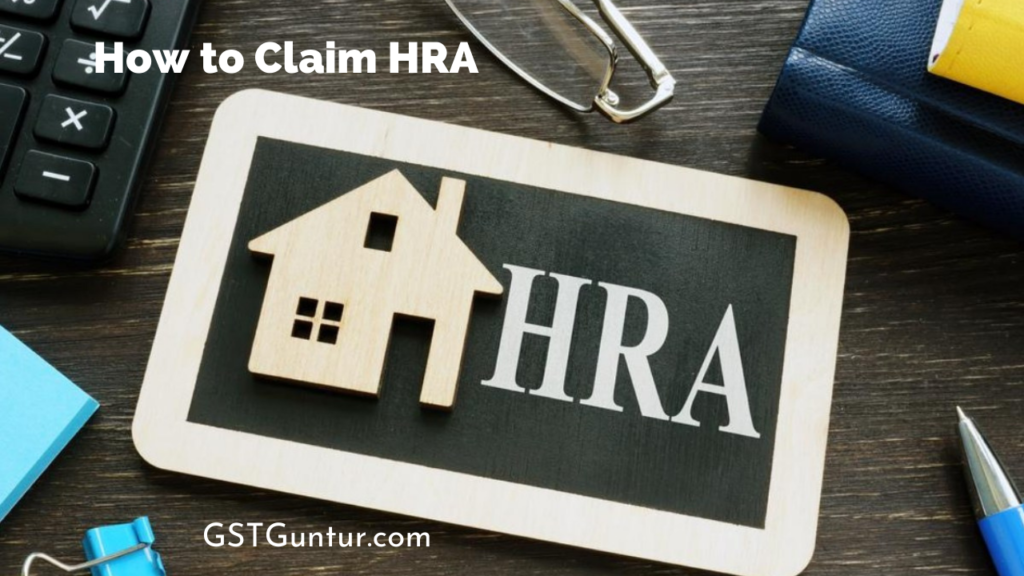 How to Claim HRA