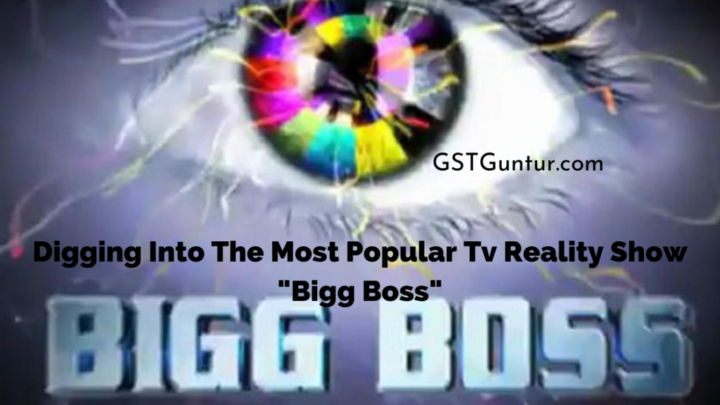 """Digging Into The Most Popular Tv Reality Show """"Bigg Boss"""""""