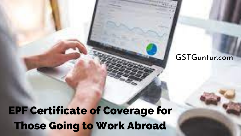 EPF Certificate of Coverage
