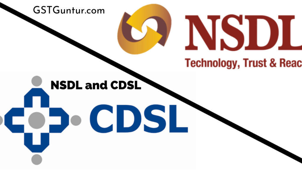 NSDL and CDSL