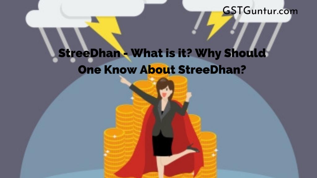 StreeDhan
