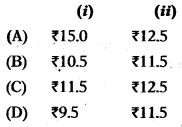 Dividend Policy – Financial and Strategic Management MCQ 3