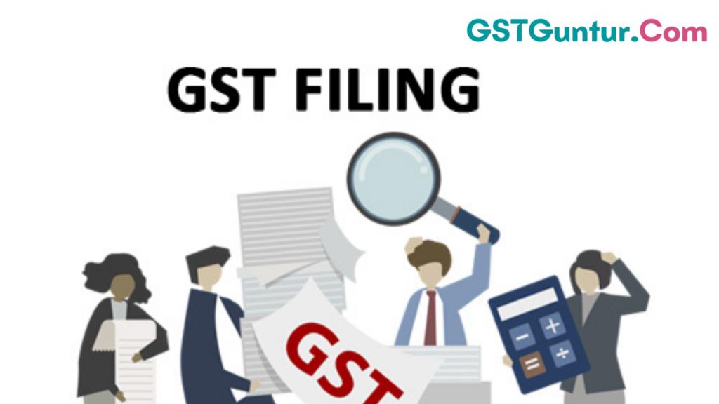 GST Returns Filing