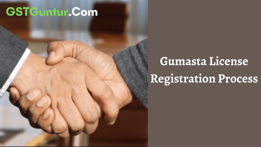 Gumasta License Registration