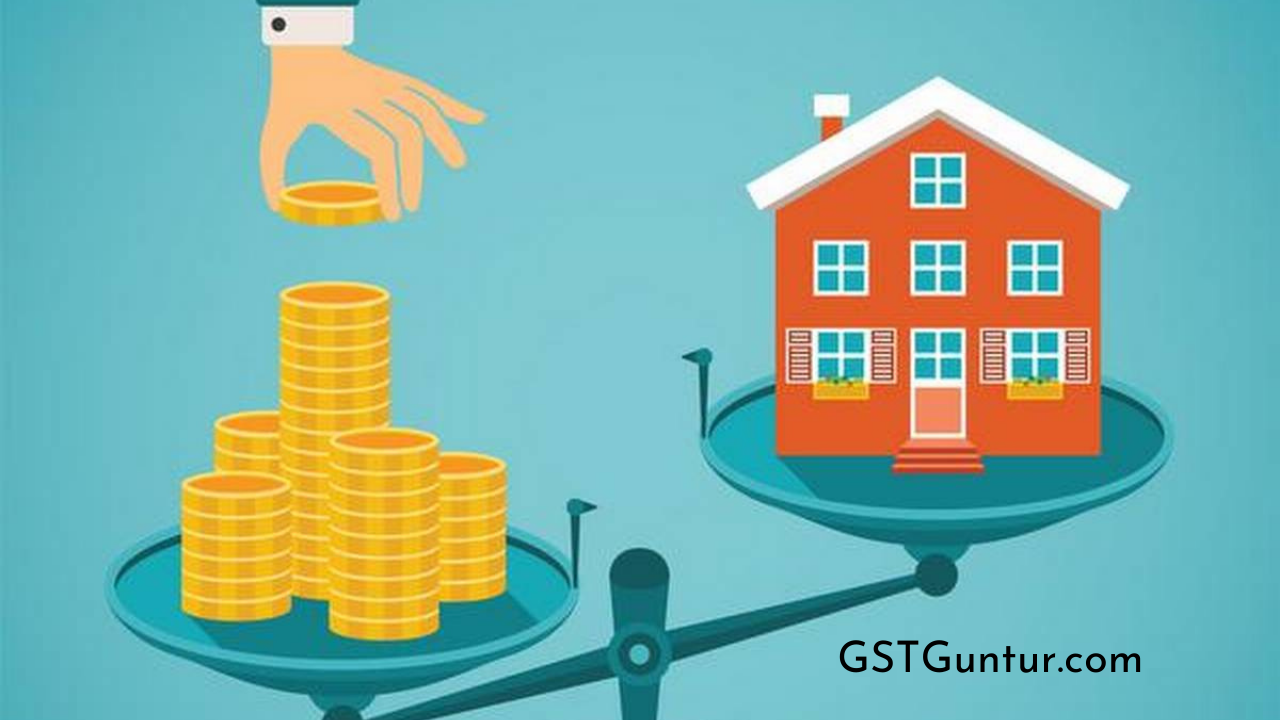 Value of House Property