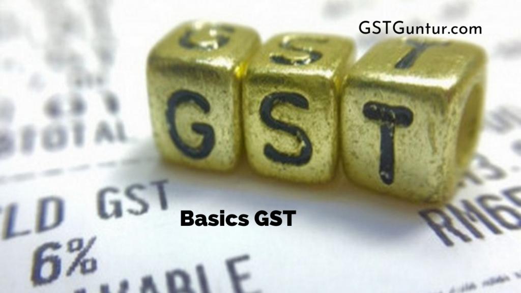 Basics GST
